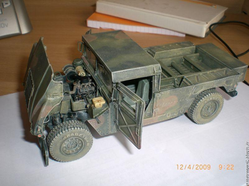 HMMWV M1025 - PROJET EN COURS 1335487f3bca3d3bg